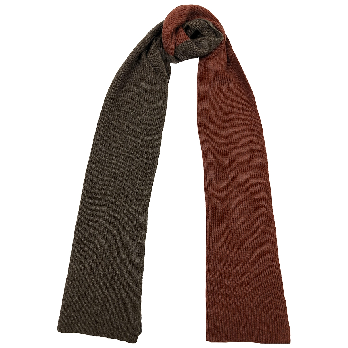 Margaret Howell \N Orange scarf for Women \N