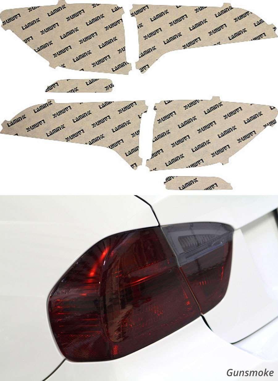 Acura RDX 13-15 Gunsmoke Tail Light Covers Lamin-X AC225G