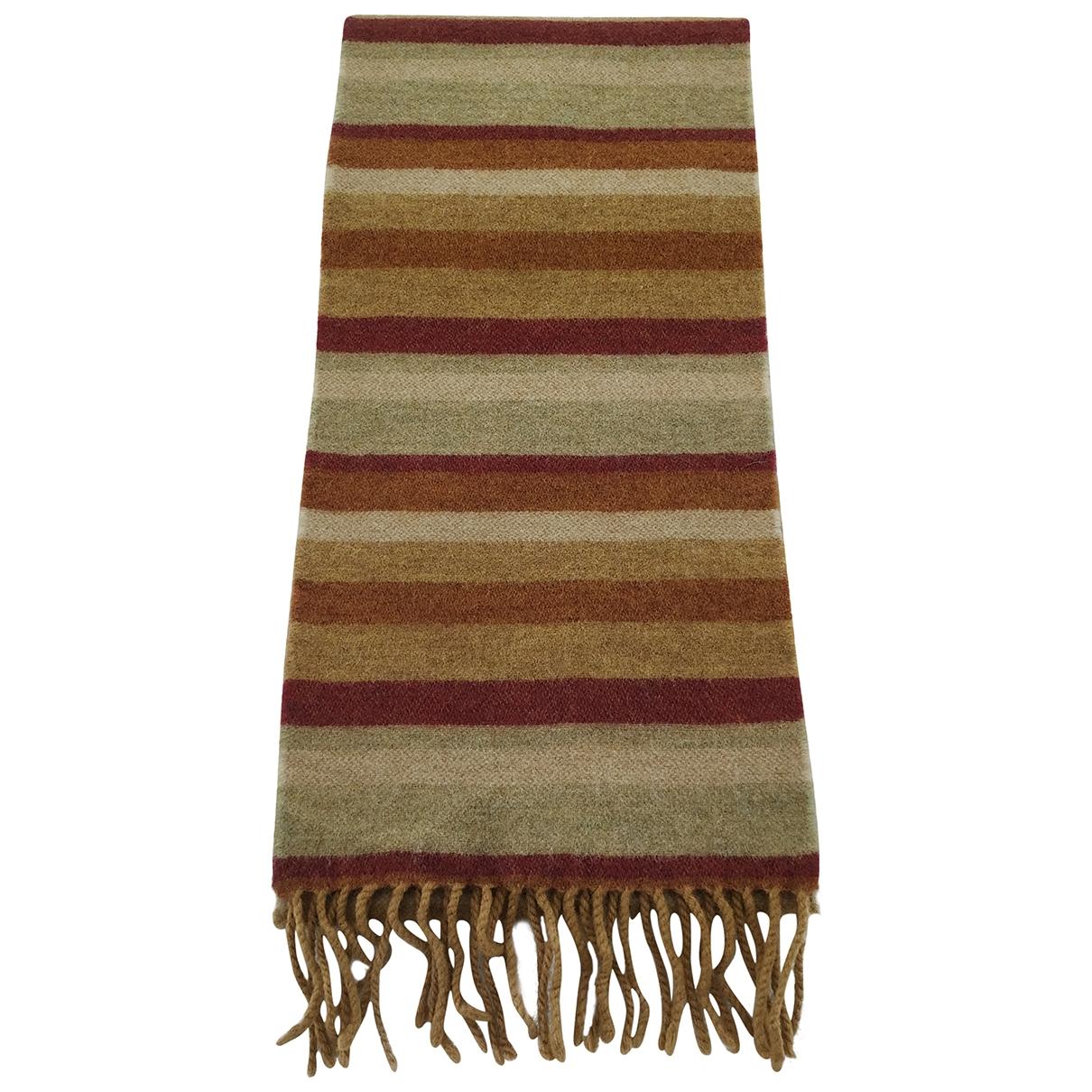 Agnes B. - Foulard   pour femme en laine - multicolore
