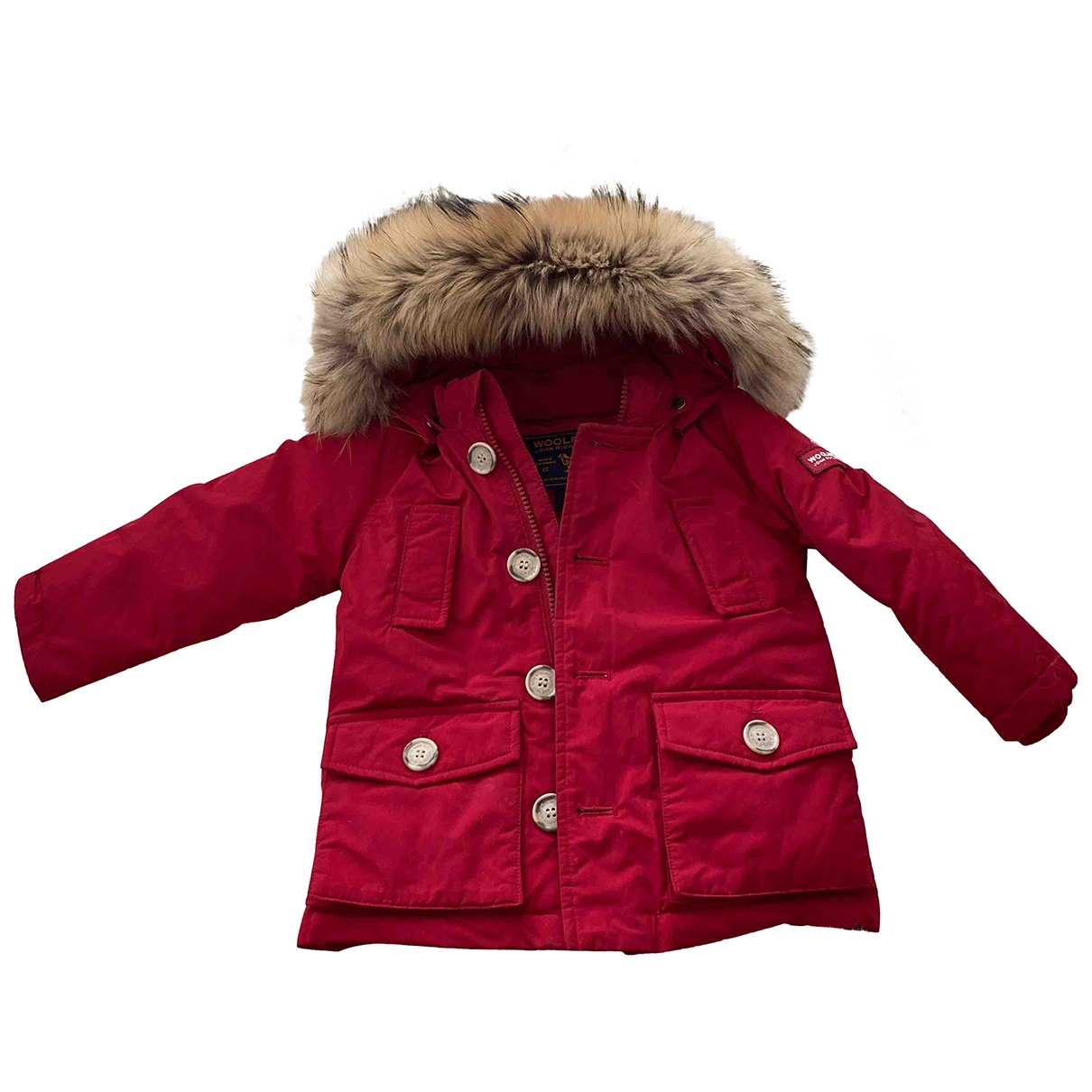 Woolrich \N Red jacket & coat for Kids 12 months - up to 74cm FR