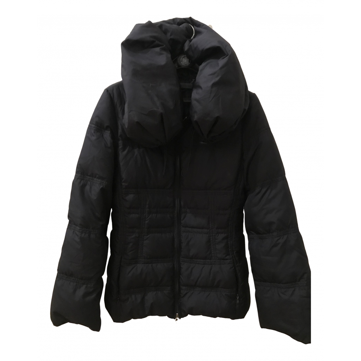 Trussardi N Blue jacket for Women 40 IT