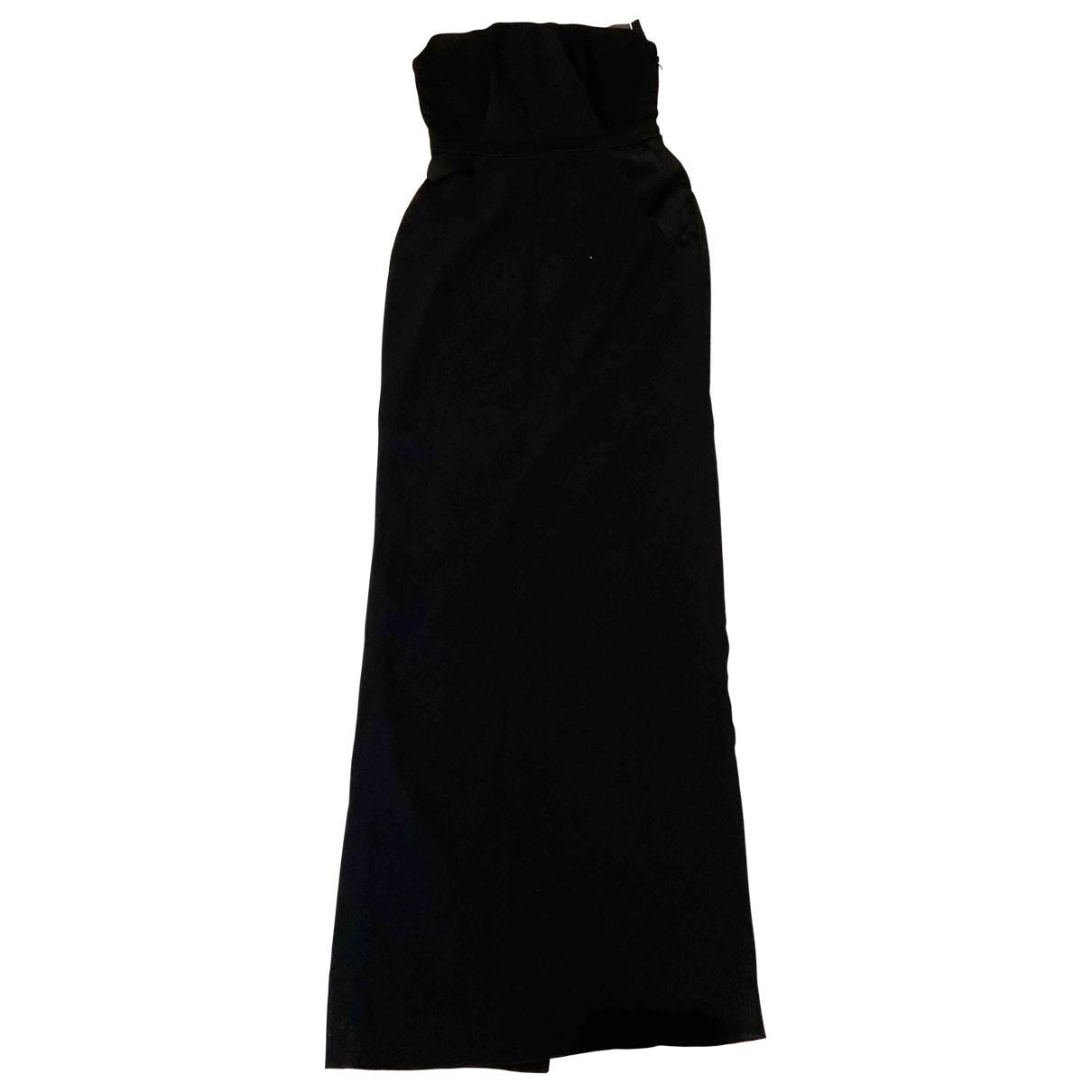 Genny \N Black dress for Women 42 FR