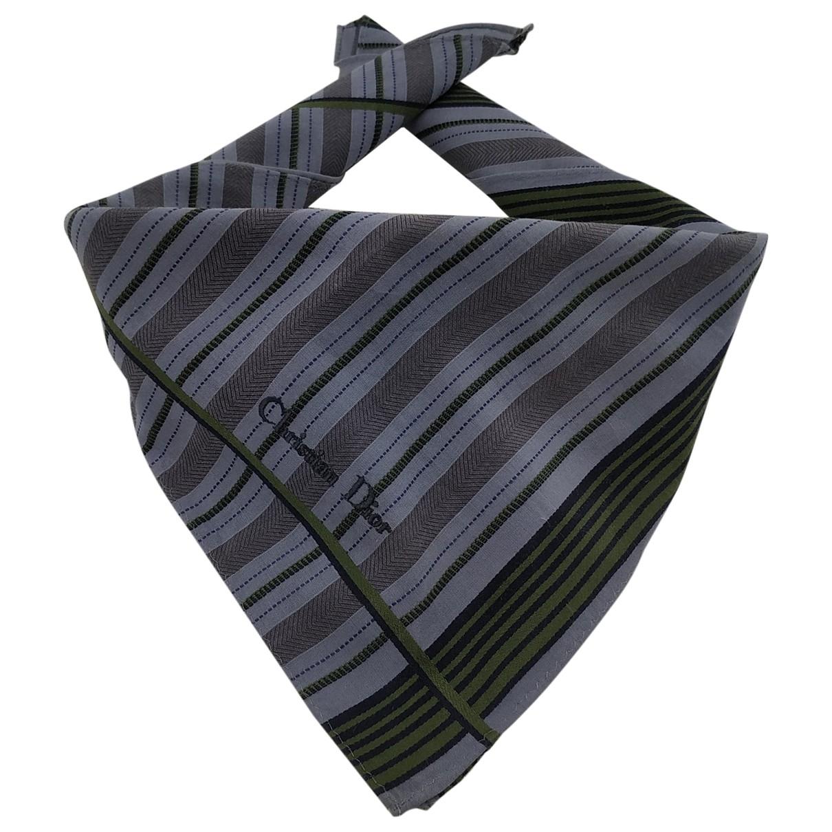 Dior - Cheches.Echarpes   pour homme en coton