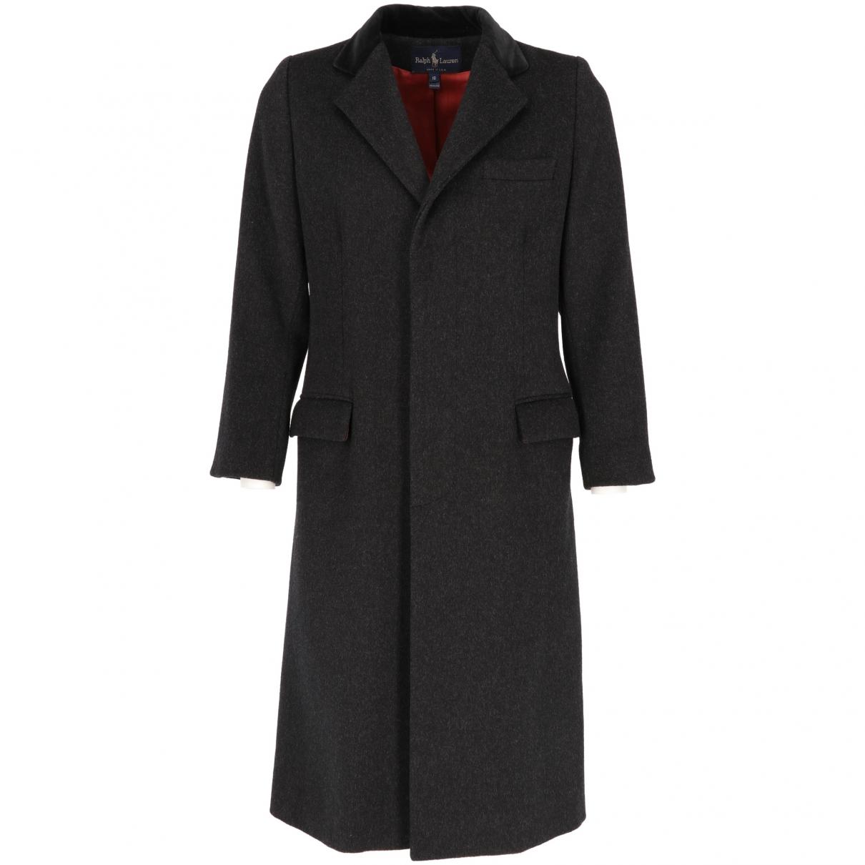 Ralph Lauren \N Grey Wool coat  for Men 46 IT