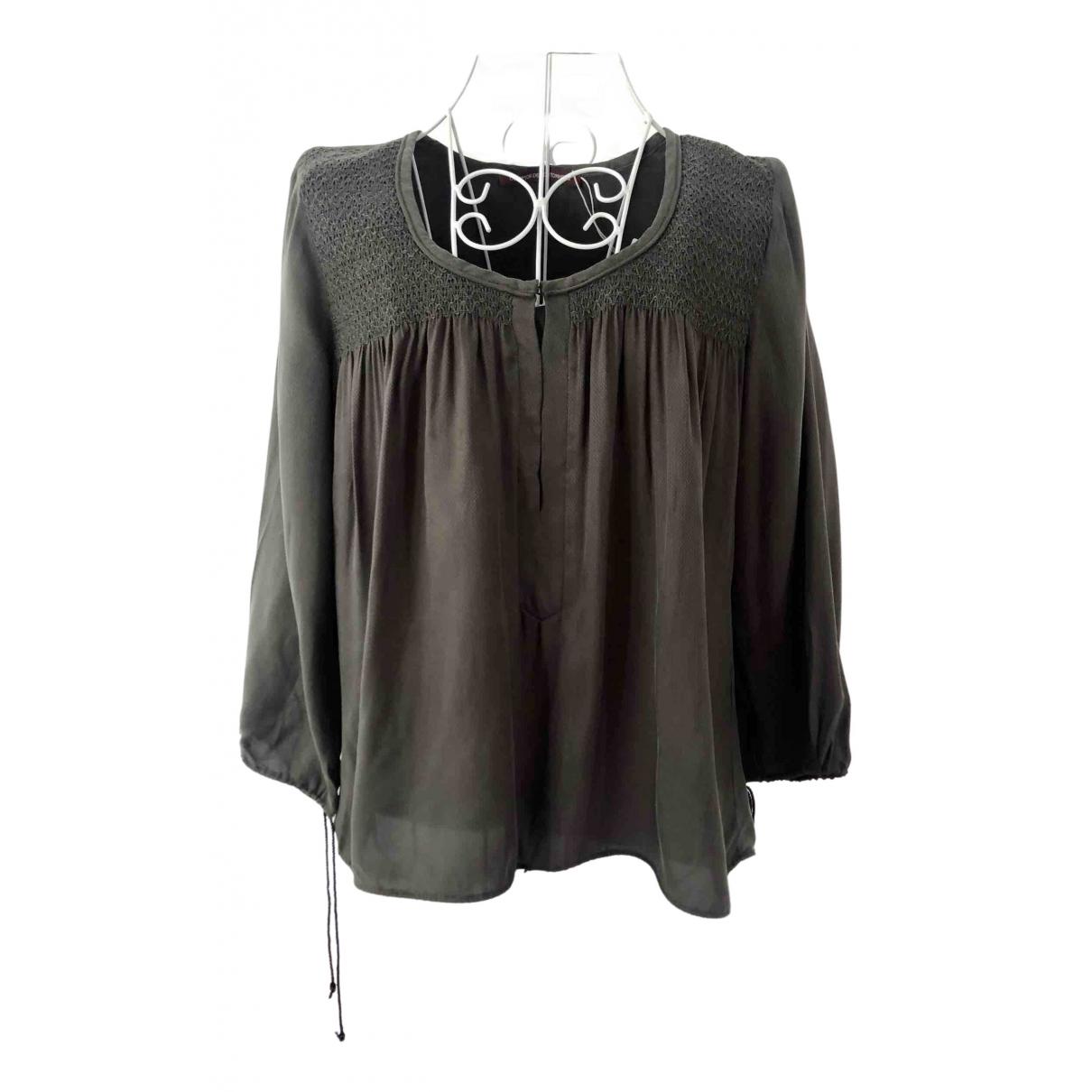 Comptoir Des Cotonniers \N Khaki  top for Women 34 FR
