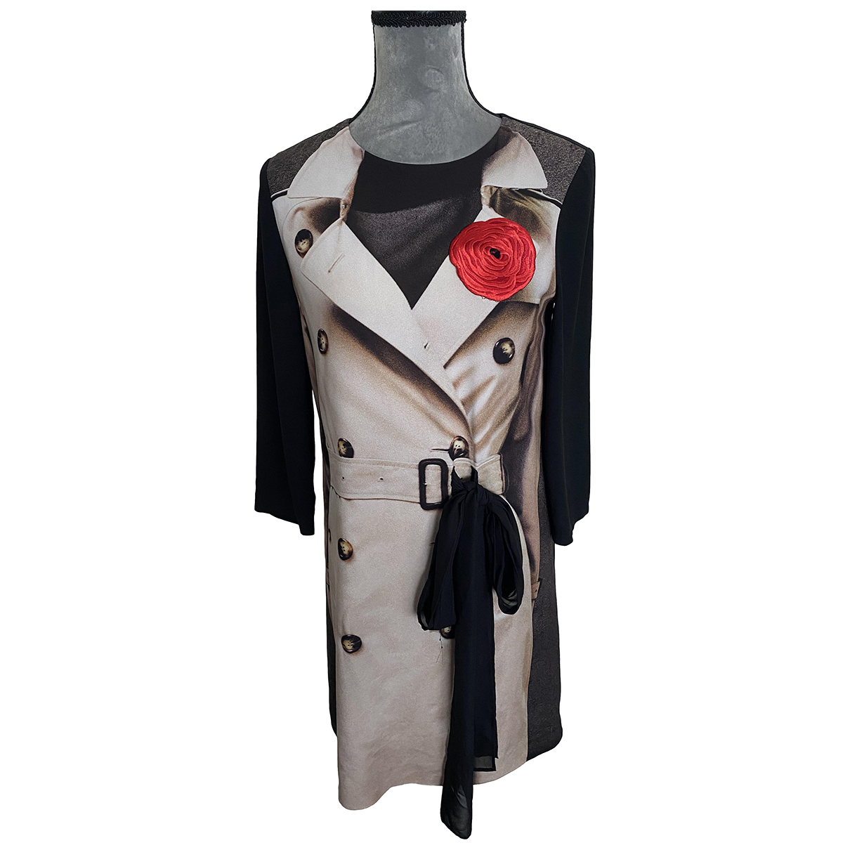 Moschino \N Kleid in Polyester