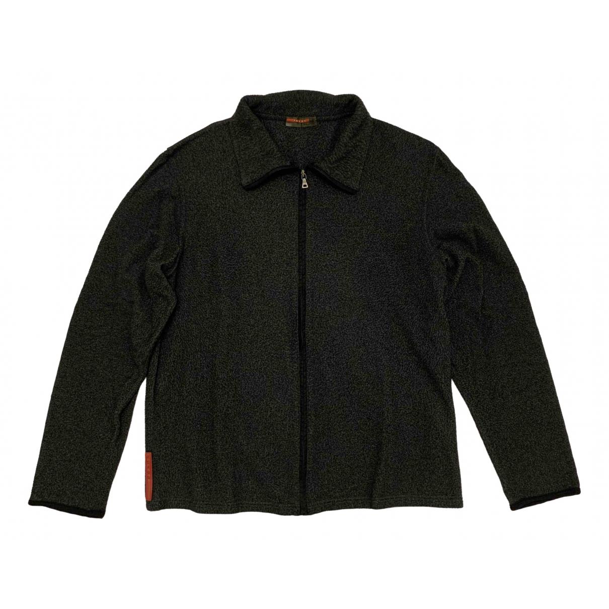 Prada \N Grey Wool jacket  for Men L International