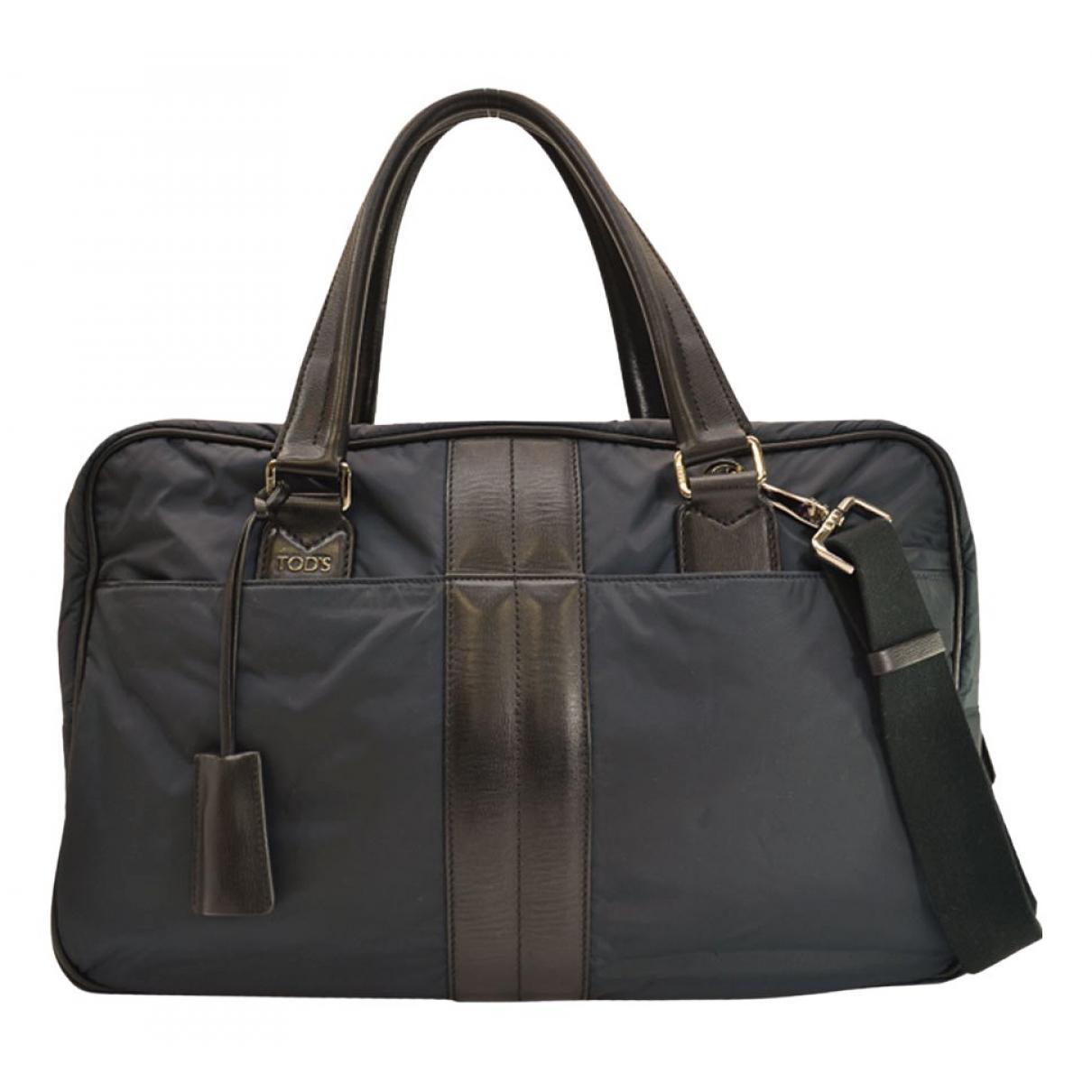 Tod's \N Black bag for Men \N