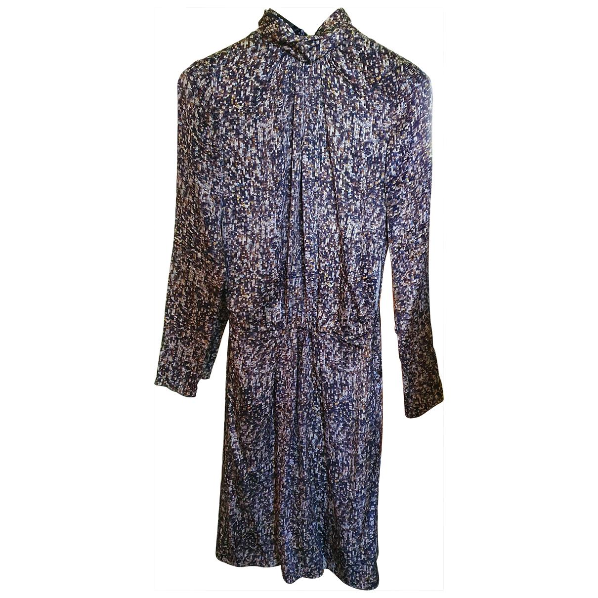 D&g - Robe   pour femme en soie - multicolore