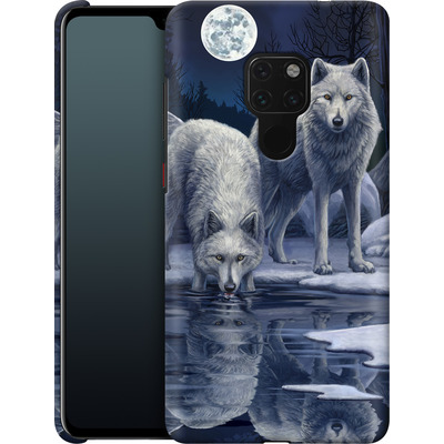 Huawei Mate 20 Smartphone Huelle - Warriors of Winter von Lisa Parker