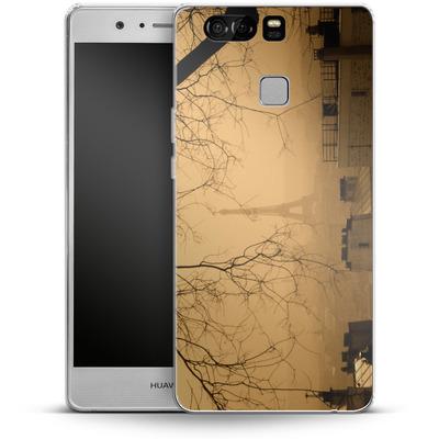 Huawei P9 Silikon Handyhuelle - Paris von caseable Designs