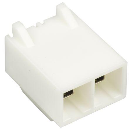 JST , VL, B02P, 2 Way, 1 Row, Straight PCB Header (5)