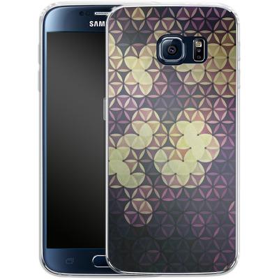 Samsung Galaxy S6 Silikon Handyhuelle - Ryyny Dryyve von Spires