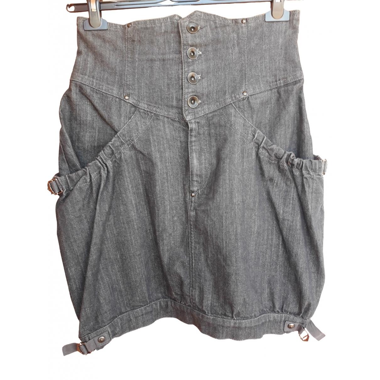 Replay - Jupe   pour femme en coton - elasthane