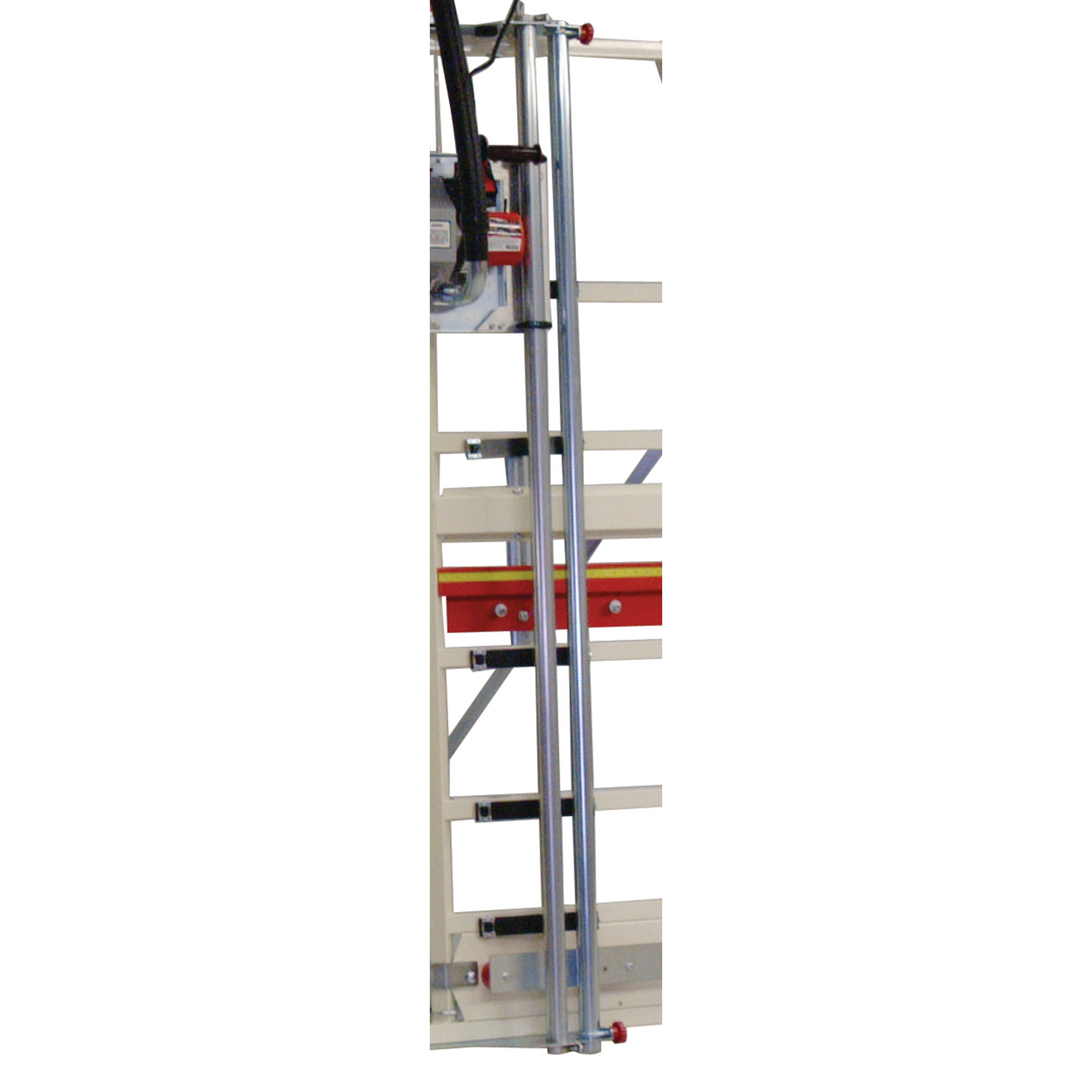 Hold Down Bar for Safety Speed H6 Vertical Panel Saw