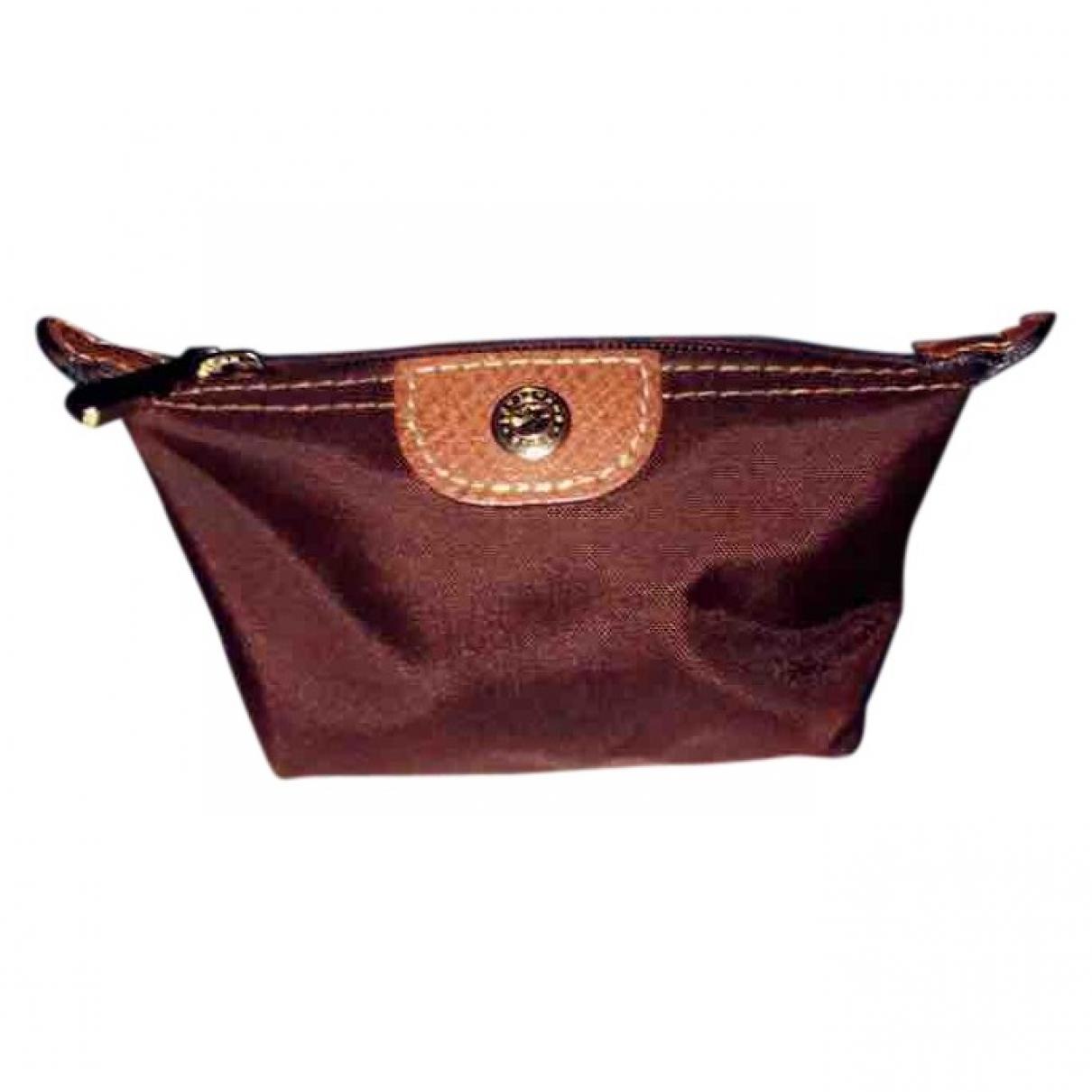 Longchamp \N Brown wallet for Women \N