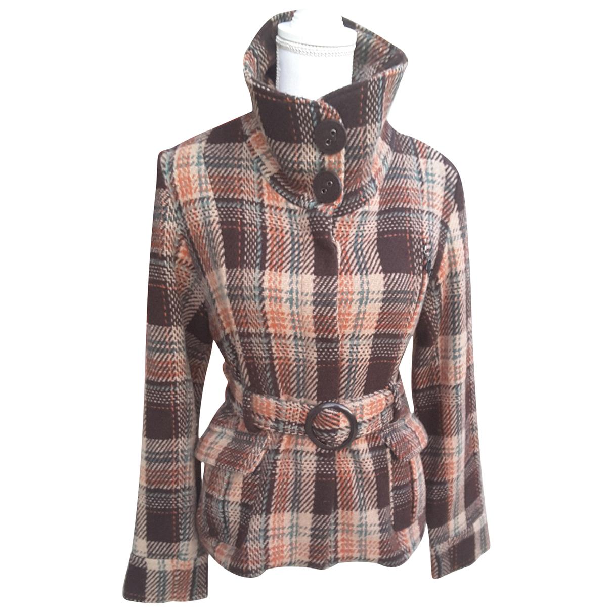 Fiorucci N Brown Wool jacket for Women L International