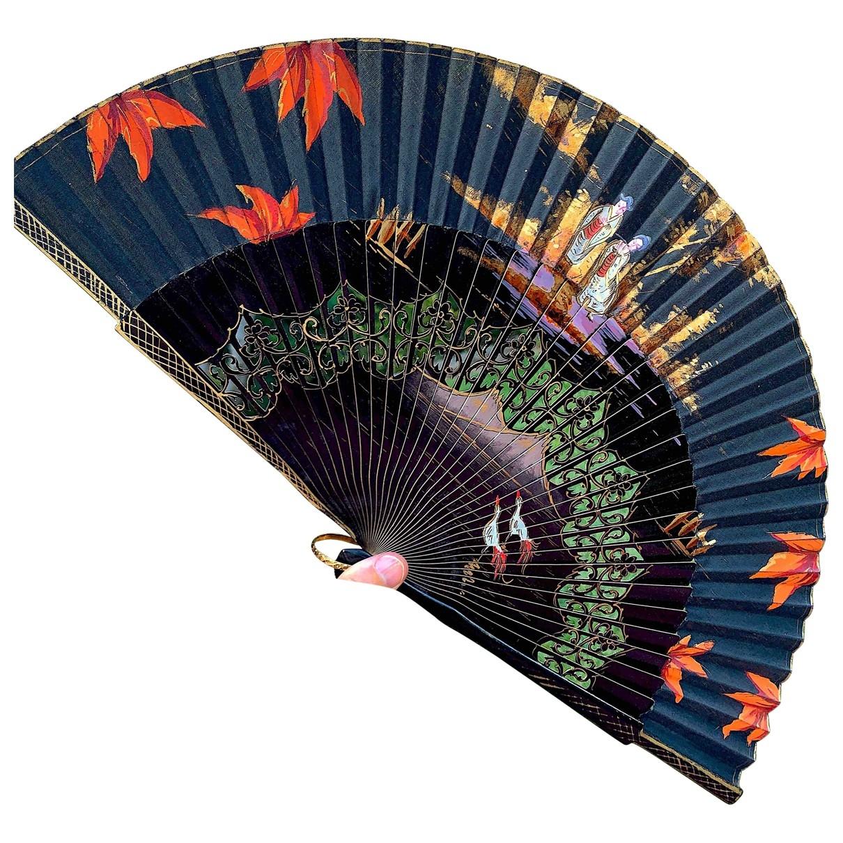 - Objets & Deco   pour lifestyle en soie - noir