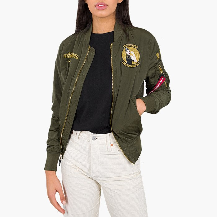 Alpha Industries Ma-1 Missileer Wmn 126001 257