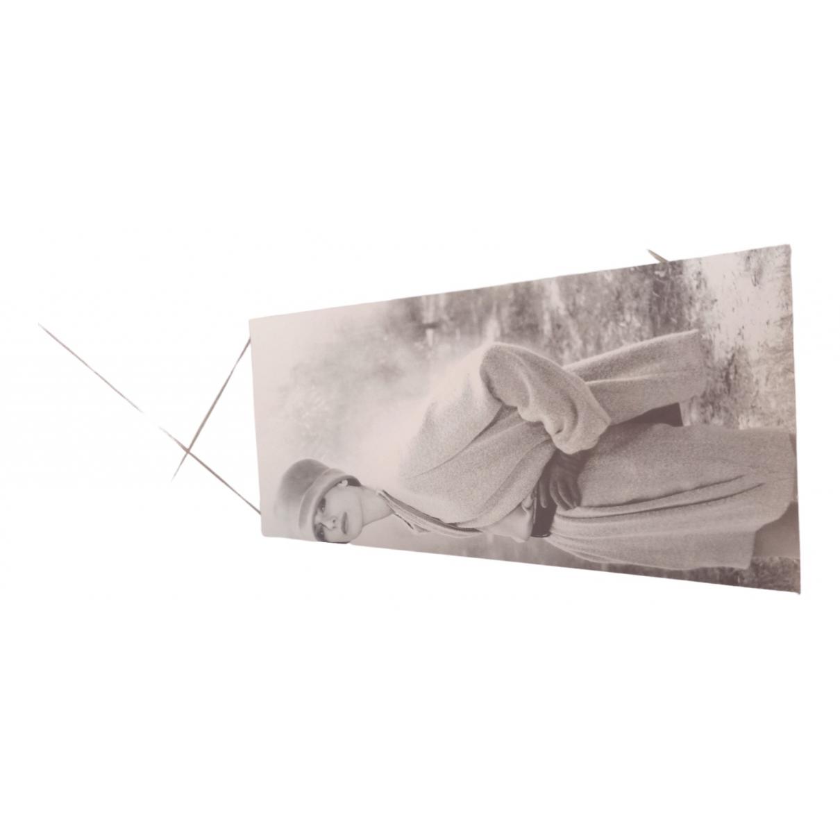 Giorgio Armani - Photographie   pour lifestyle en coton - blanc