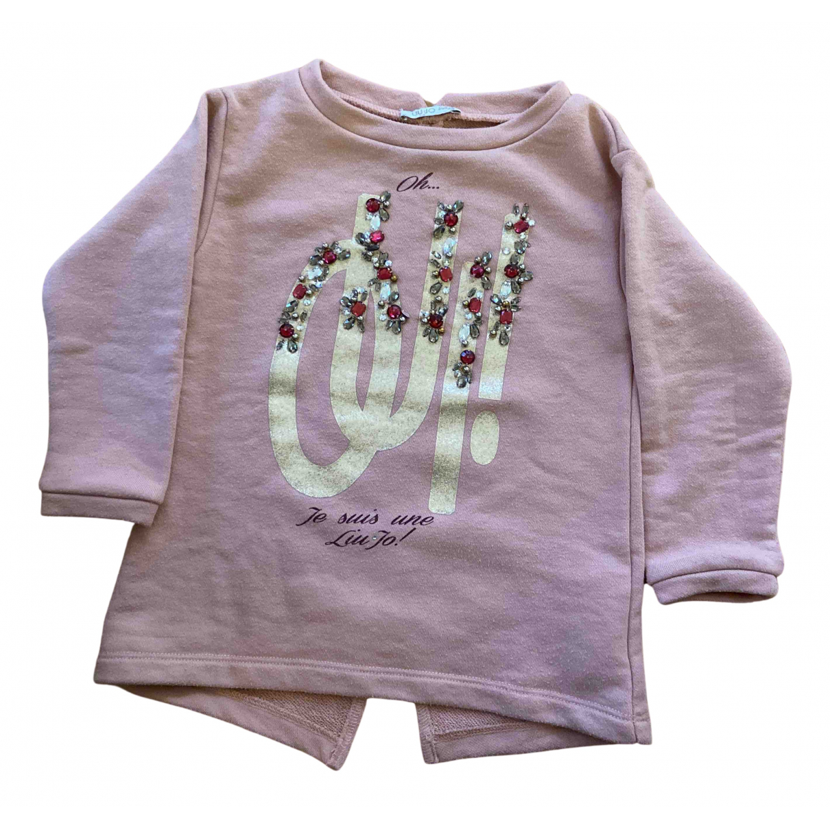 Liu.jo N Pink Knitwear for Kids 2 years - up to 86cm FR