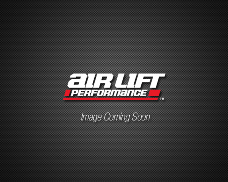 Air Lift 34826 Performance Fitting Pack For 4 Gallon Tank w/ 1/4