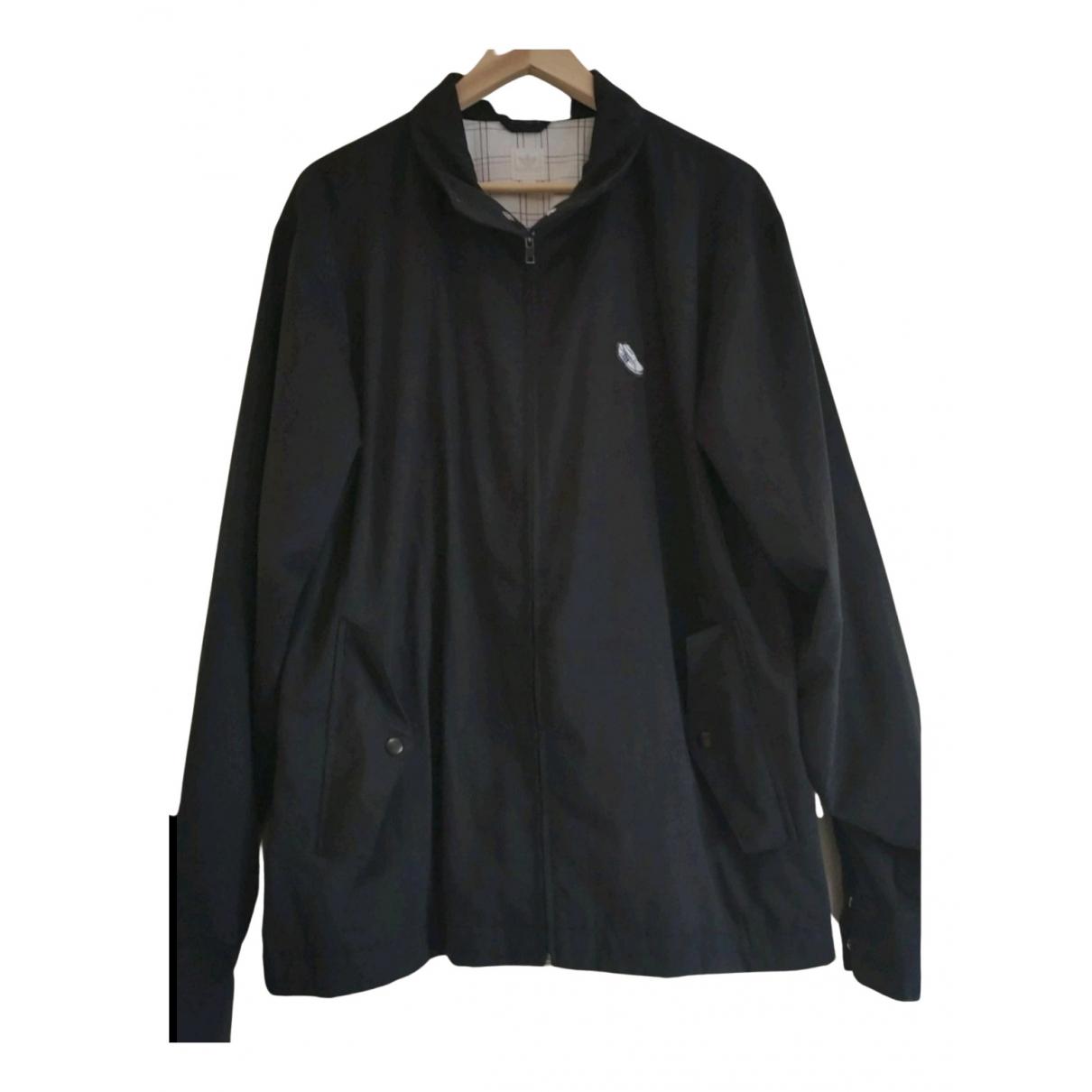 Adidas - Vestes.Blousons   pour homme en autre - noir