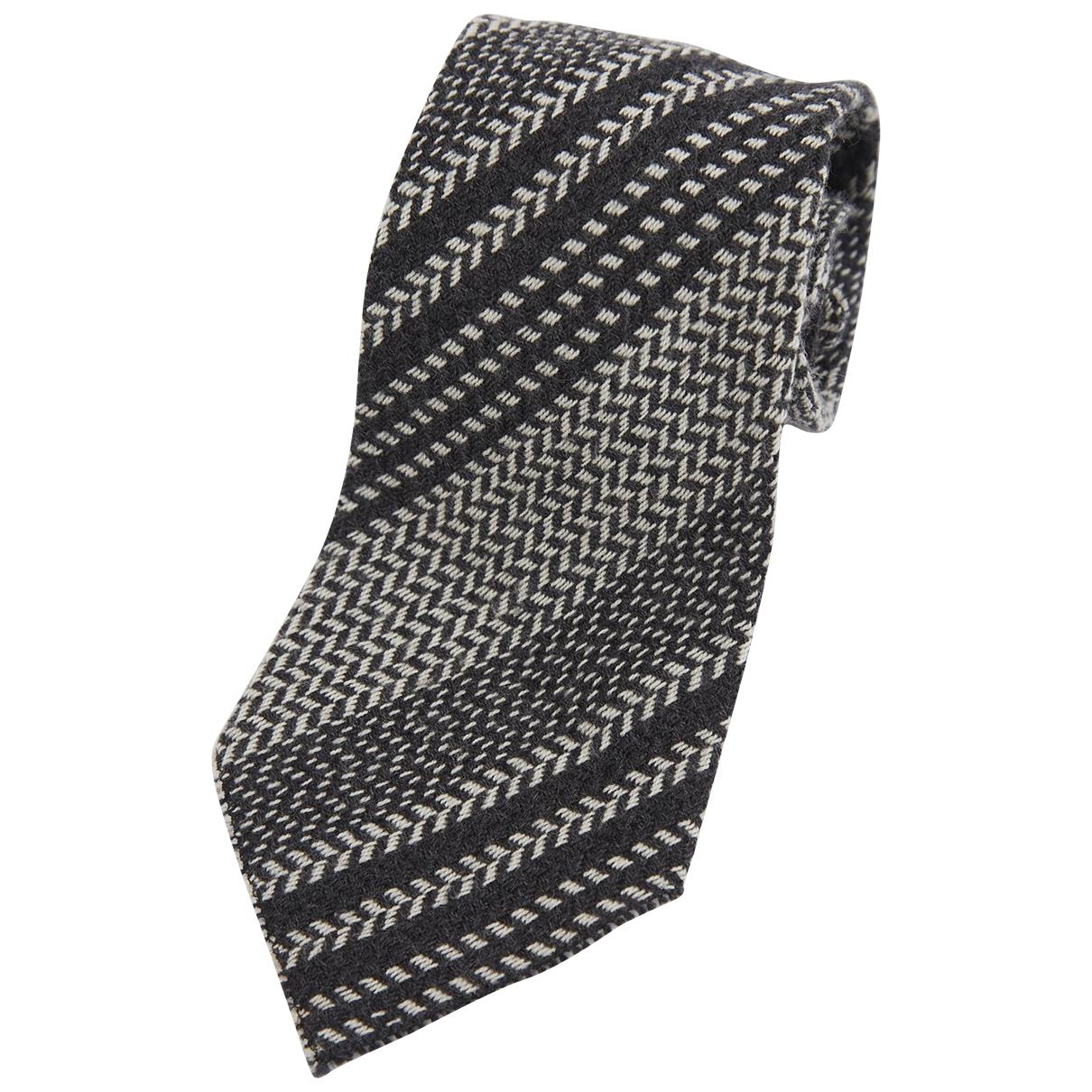 Giorgio Armani \N Krawatten in Wolle