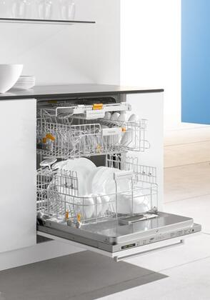 Dimension Plus G5775SCVI Fully-Integrated Full-size Dishwasher With Delay Start  Perfect Glasscare  AutoSensor  Sensor Dry  Water Softener  Extra