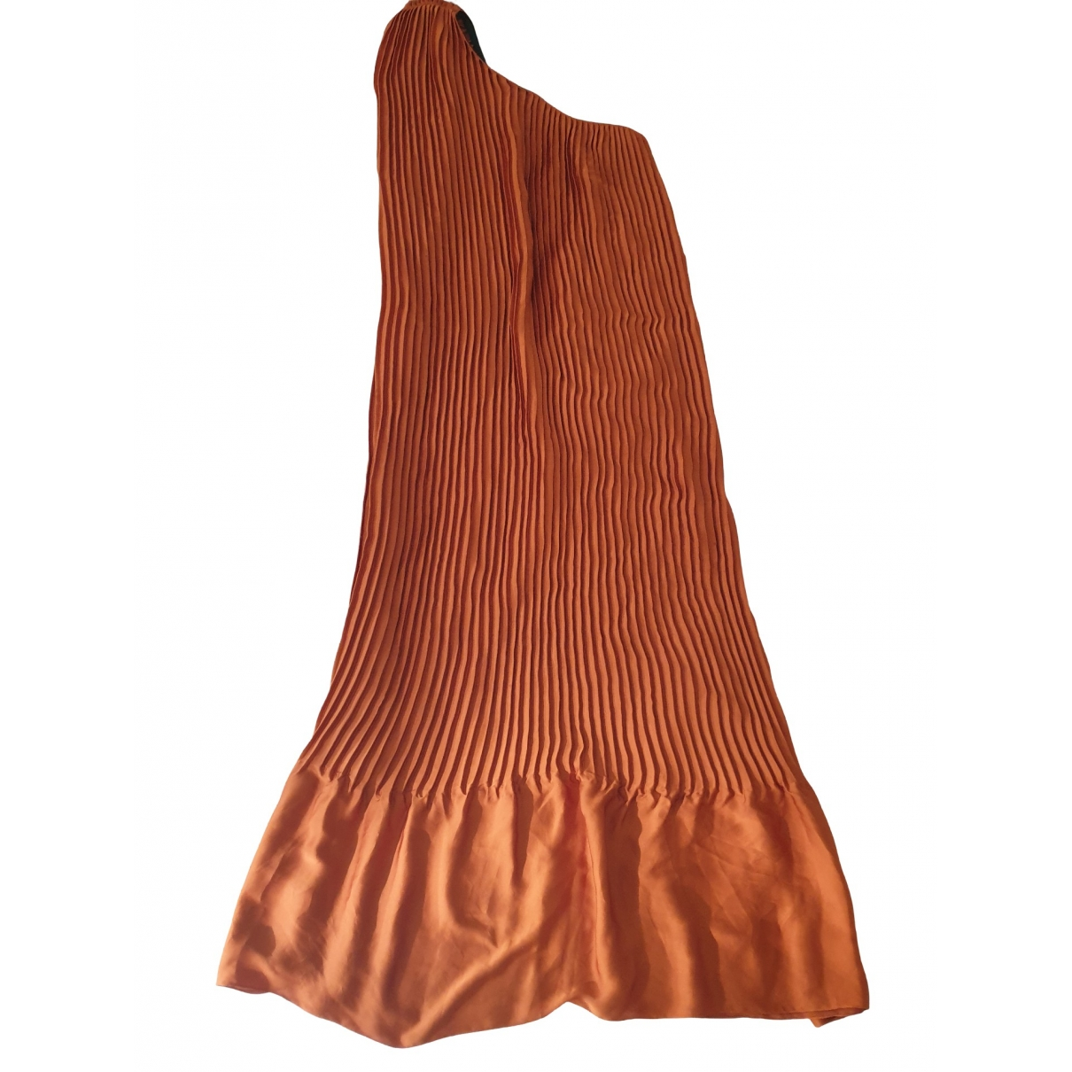 Tome \N Kleid in  Orange Polyester