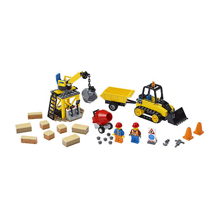 Lego City Great Vehicles Construction Bulldozer 60252, One Size , No Color Family