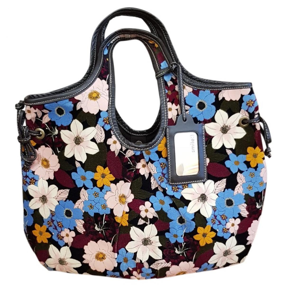 Paul Smith \N Multicolour Velvet handbag for Women \N