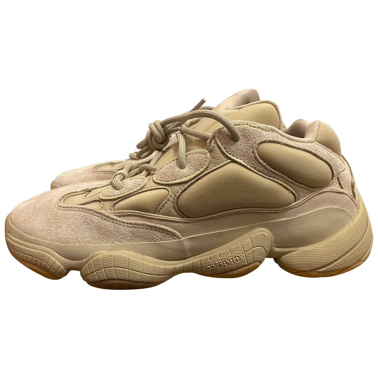 Yeezy X Adidas - Baskets 500 pour homme en toile