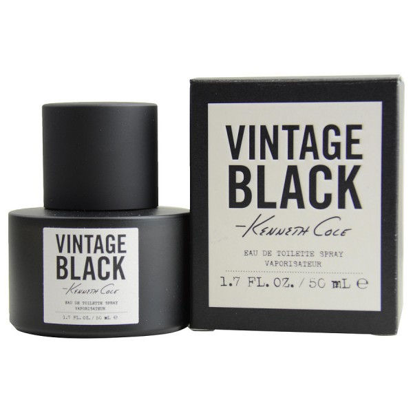 Vintage Black - Kenneth Cole Eau de Toilette Spray 50 ml