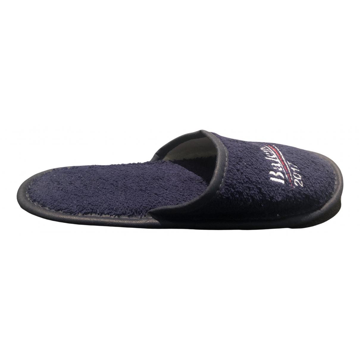 Balenciaga N Blue Sandals for Women 37 EU