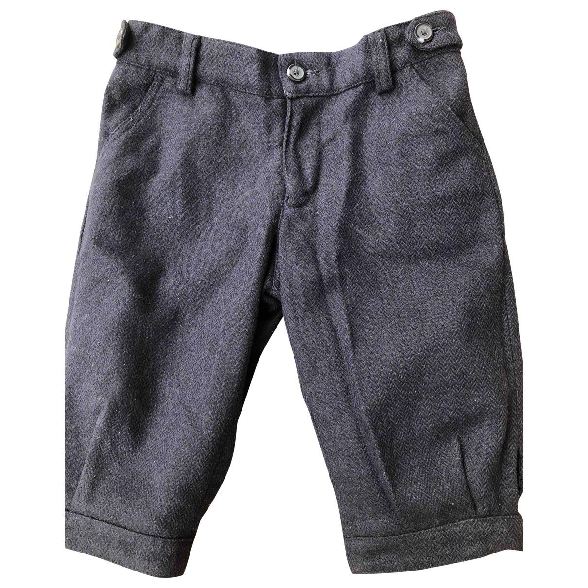 Jacadi \N Grey Wool Trousers for Kids 3 years - up to 98cm FR