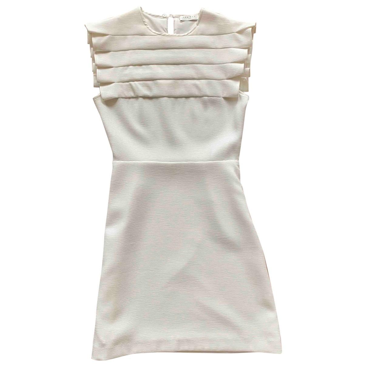 Sandro Spring Summer 2019 White dress for Women 34 FR