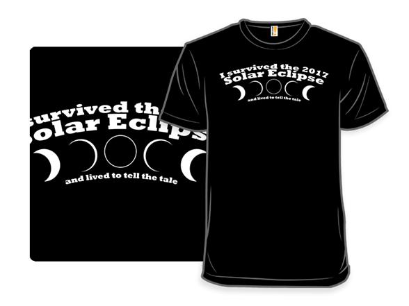 Eclipse Survivor T Shirt