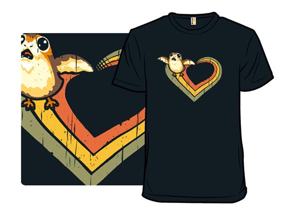 New Retro Love T Shirt