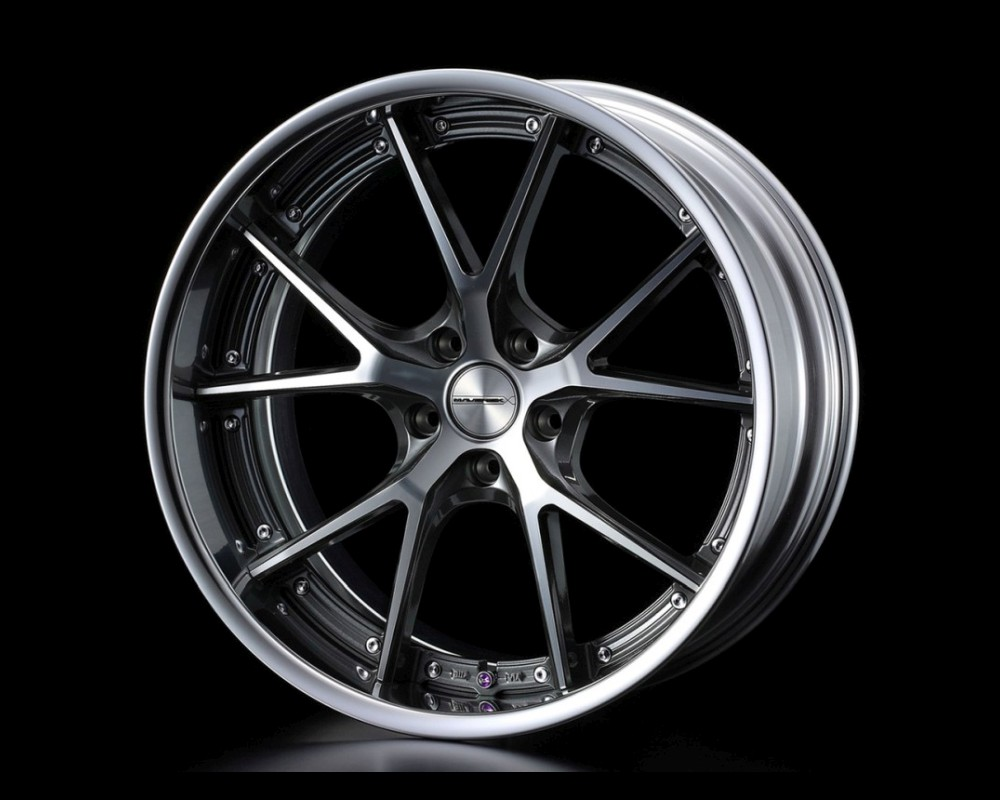 Weds 905S L-Disk Wheel Maverick 20x9.5 5x114.3 1-44mm Normal Rim
