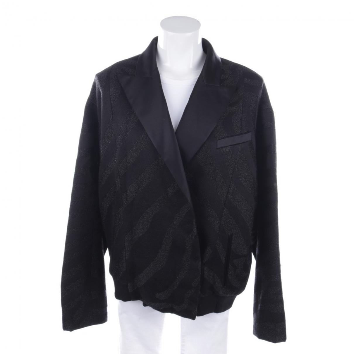 Balmain \N Black jacket for Women M International