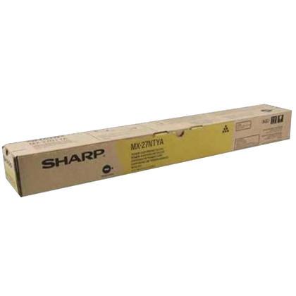 Sharp MX-27NTYA cartouche de toner originale jaune