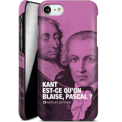 Apple iPhone 8 Smartphone Huelle - Kant Blaise Et Pascal von Fists Et Lettres