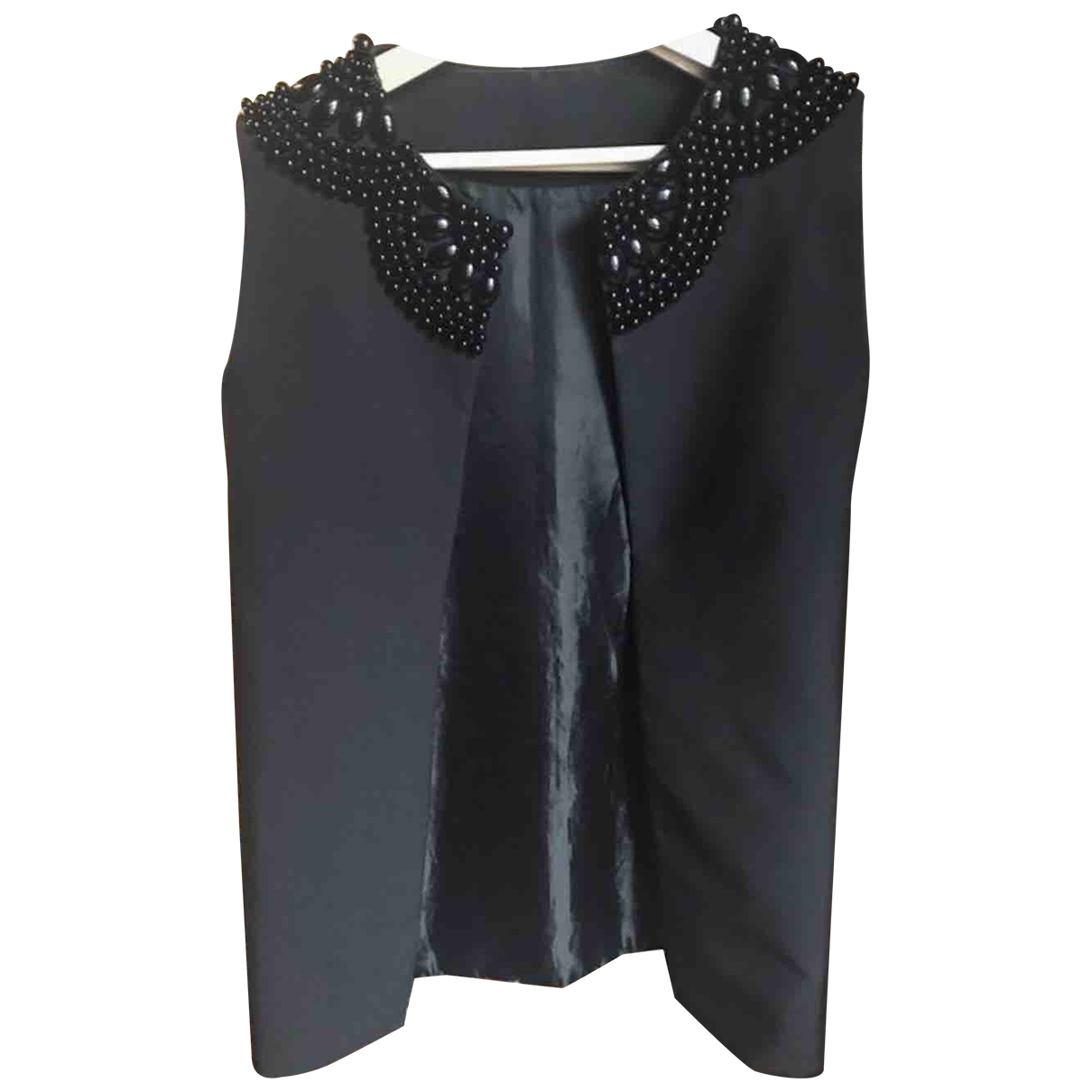 Non Signé / Unsigned \N Black dress for Women 36 FR