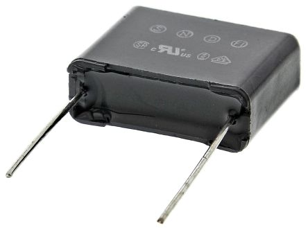 Roxburgh EMC RC Capacitor 100nF 120Ω Tolerance ±20% 250V ac 1-way Through Hole XE Series (5)