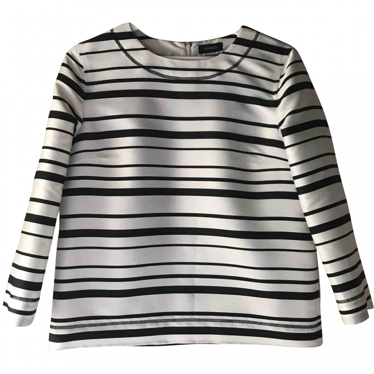 Max & Co \N White  top for Women 42 IT