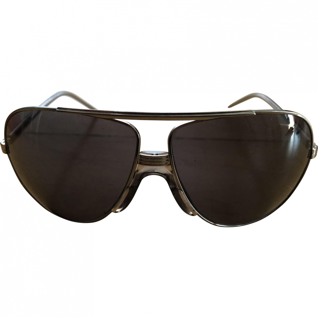 Valentino Garavani \N Silver Sunglasses for Women \N