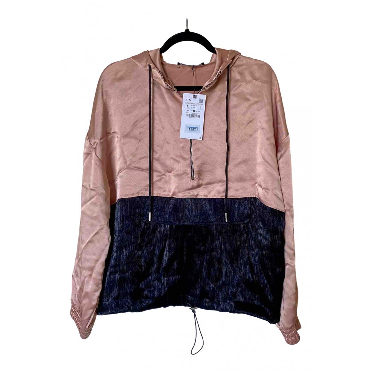 Zara N Multicolour Knitwear for Women L International