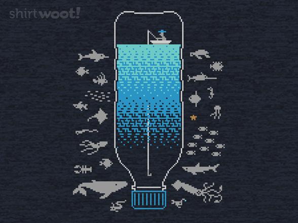 Blu T Shirt