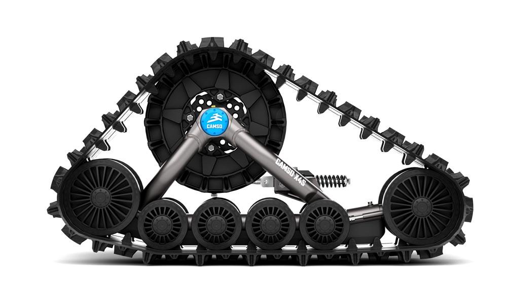 Camso 7522-41-0704 ATV Track Kit X4S